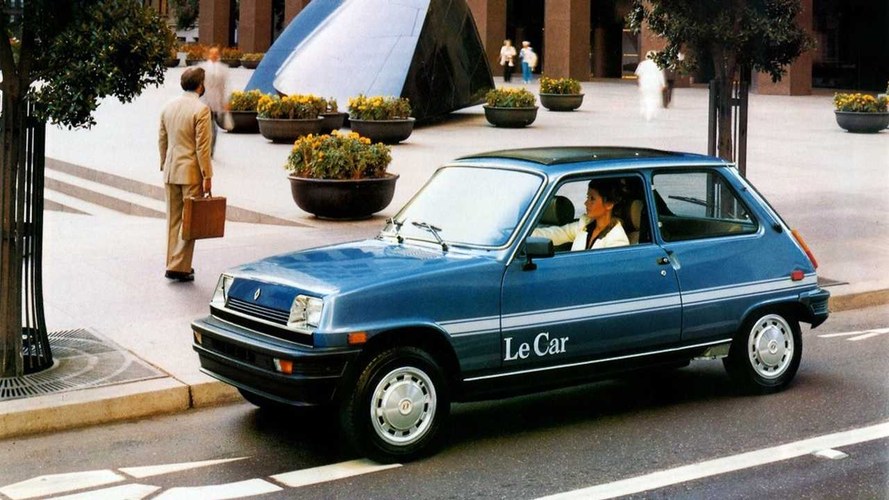 Renault R5 LeCar (1976-1986)