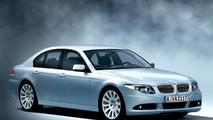 Next BMW 7 Series - artist impression