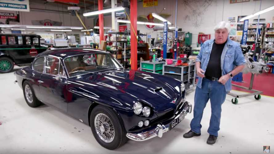 Jay Leno Takes You Behind The Scenes Of His Garage