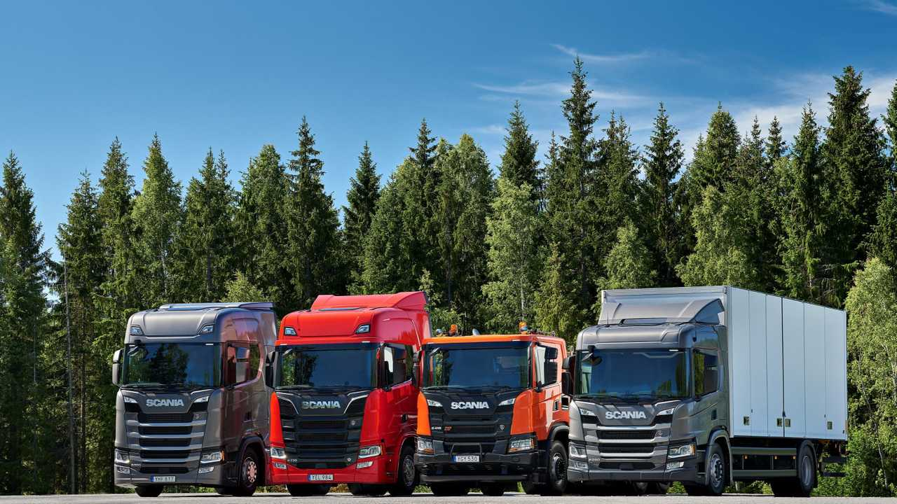 Scania di Transpotec 2019
