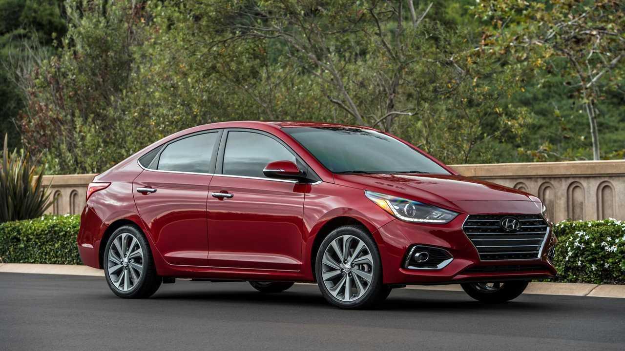 10. Hyundai Accent: 31 Percent