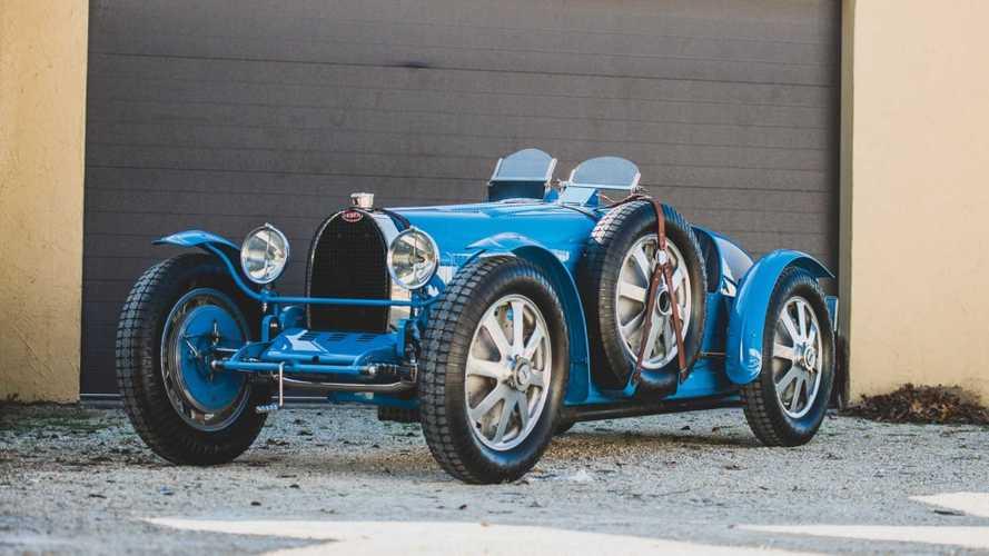 Rare Ex-Works 1933 Bugatti Type 51 Selling At Amelia Island