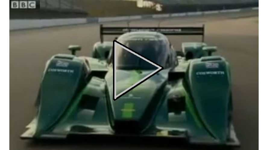 Video: BBC What If? Explores the 200-MPH Drayson Racing EV