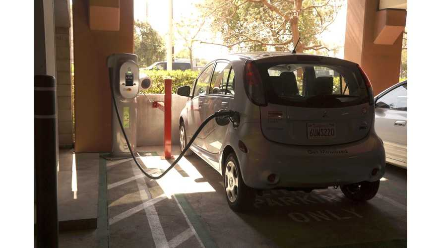 In Palo Alto, CarCharging Swaps Efacec DC Charger For Nissan DC Charger