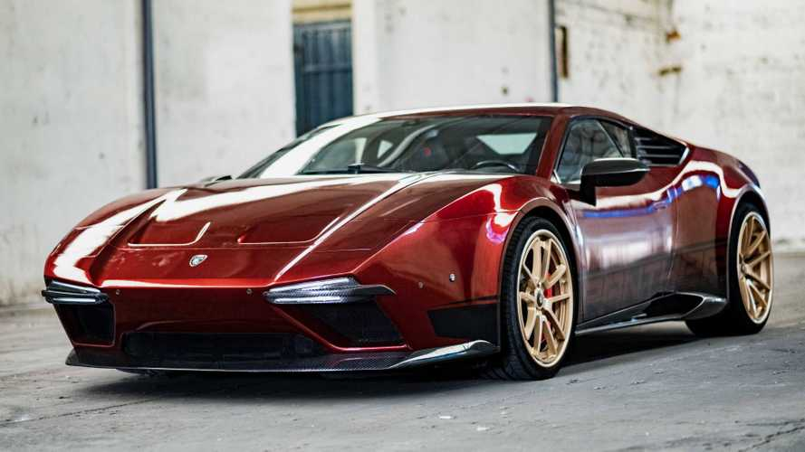 Ares Panther Is A Proper 641-HP Tribute To The Pantera