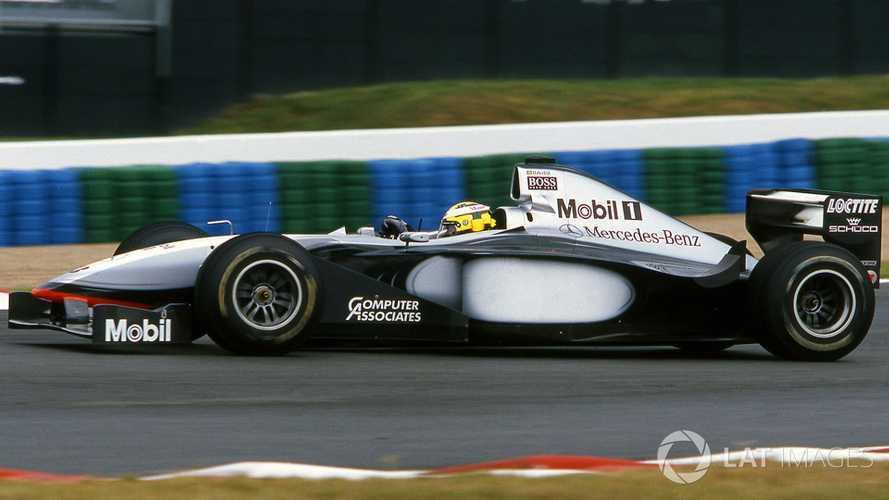 Mario Haberfeld Magny-Cours Sept 1999 testing