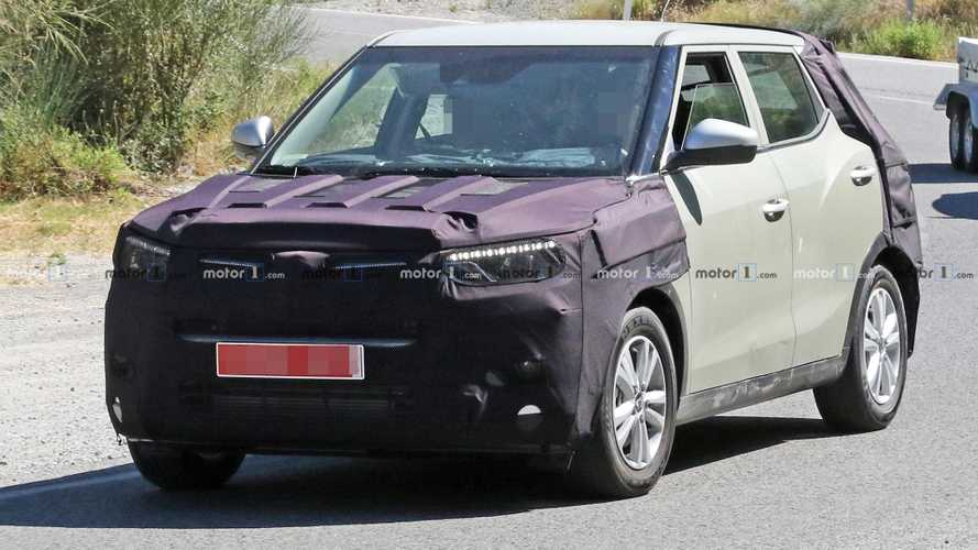 Refreshed SsangYong Tivoli trying to hide mild refresh