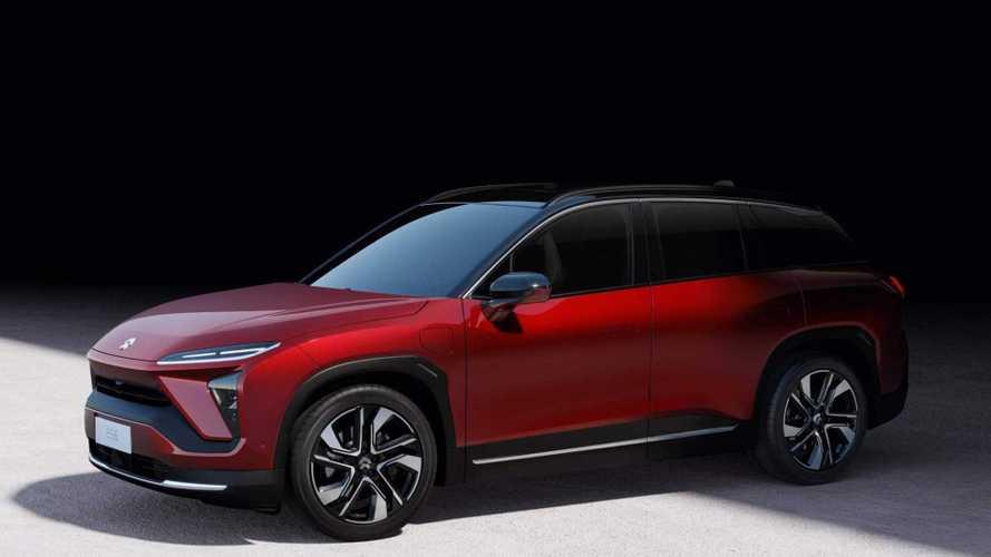 NIO poursuit sur la voie du SUV électrique avec le nouvel ES6