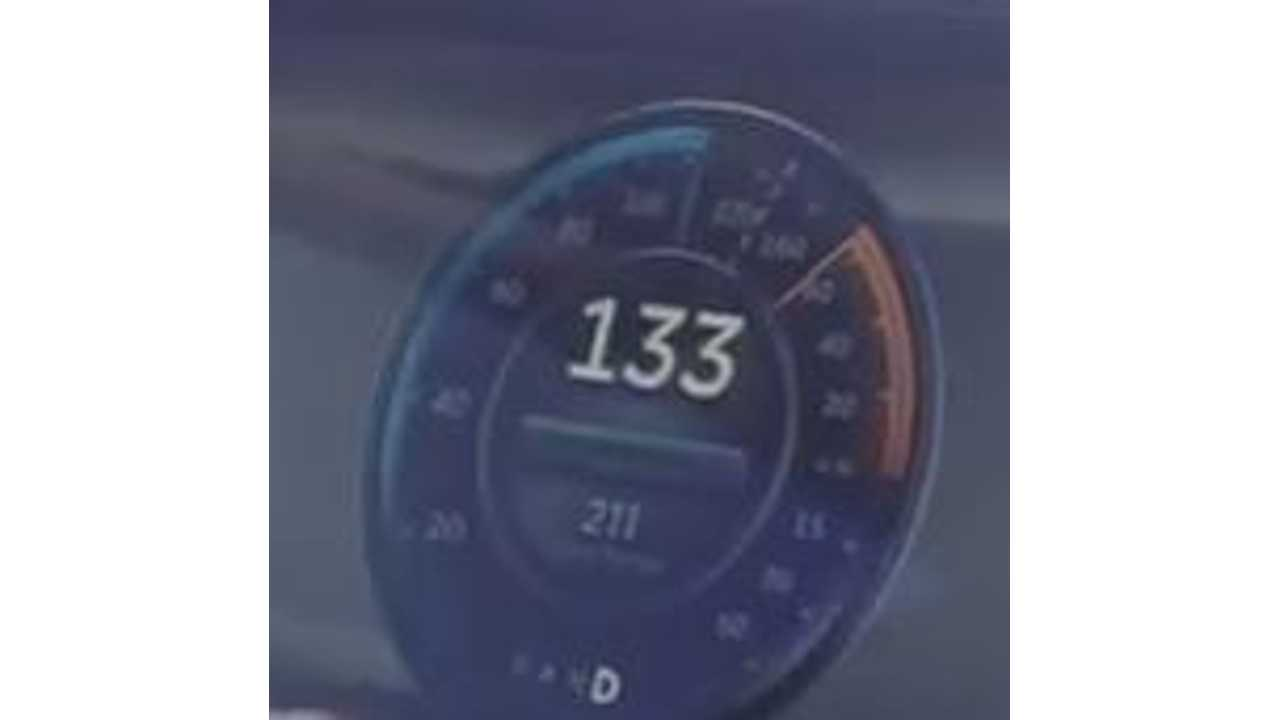 Video: Watch This Tesla Model S Performance Edition Zip to its Top Speed