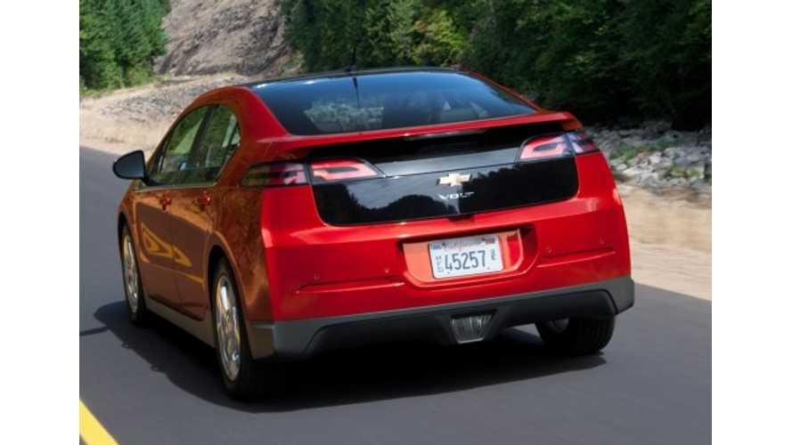 Chevrolet Volt To Have Best Sales Month Ever In June?