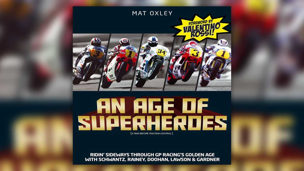 Age Of Superheroes Mat Oxley Cover