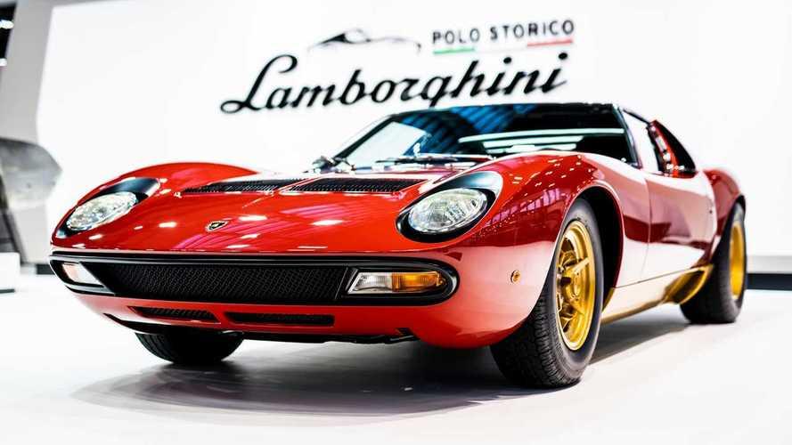 Este increíble Lamborghini Miura SV pertenece a Jean Todt