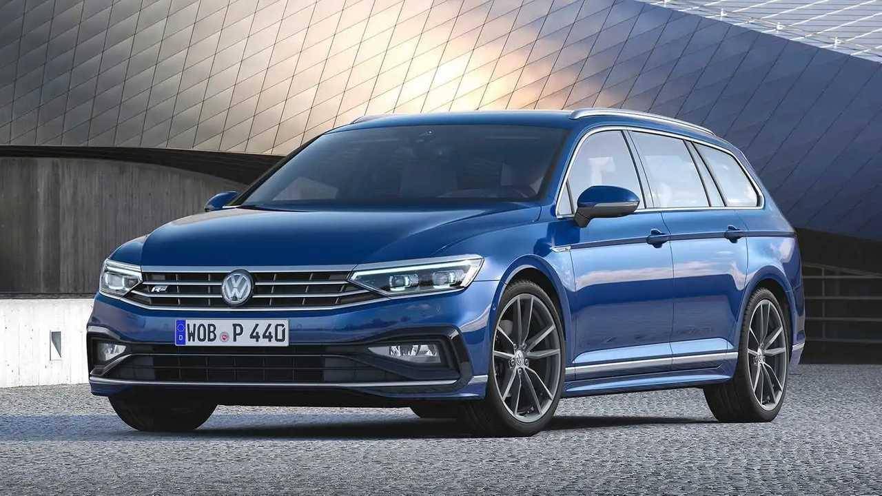 VW Passat Variant 2019