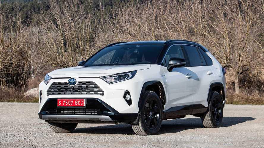 Neuer Toyota RAV4 (2019) im Test