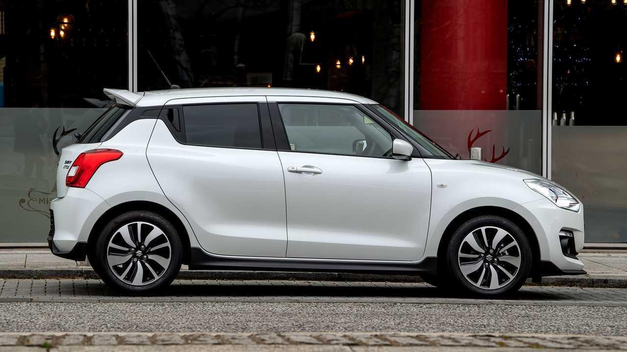 Suzuki Swift Enters 2019 With Brand New Attitude