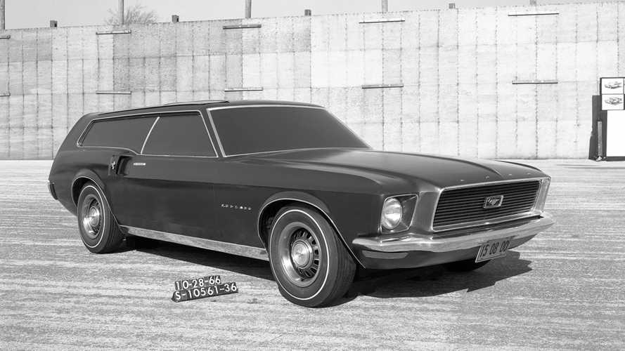 13 Long-Lost Ford Mustang Concept Cars