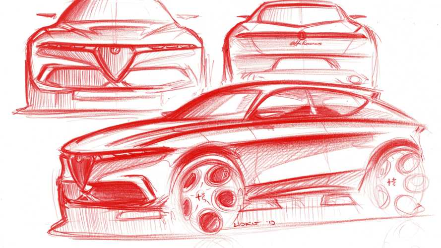 Alfa Romeo Electric Crossover Could Get Peugeot Underpinnings