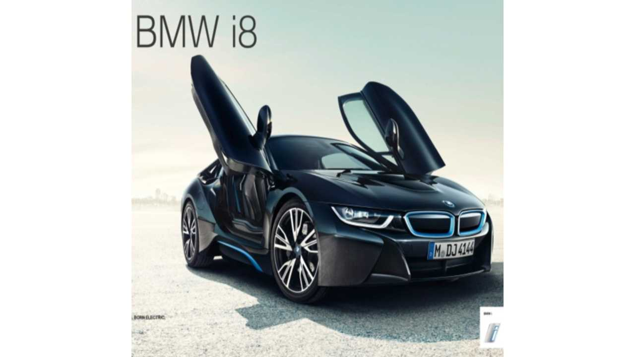 BMW i8 Global Launch Campaign Starts Now