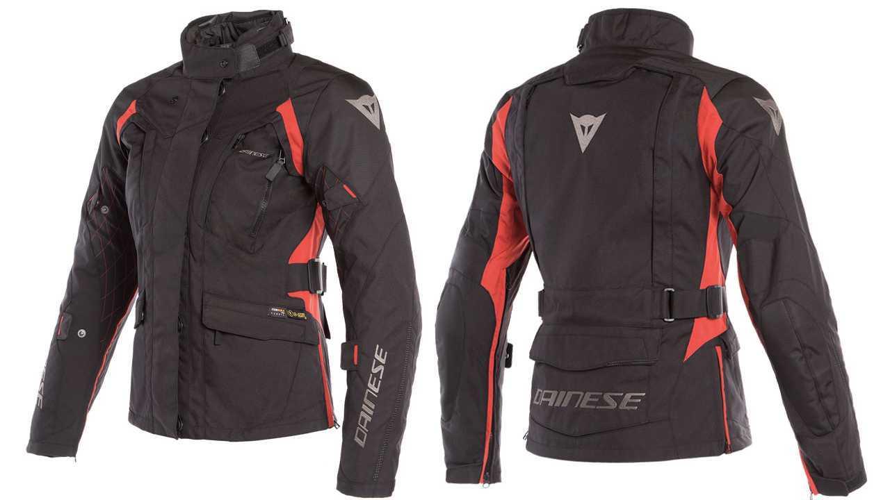 Dainese X-Tourer D-Dry Jacket: Multilayer, Multipurpose