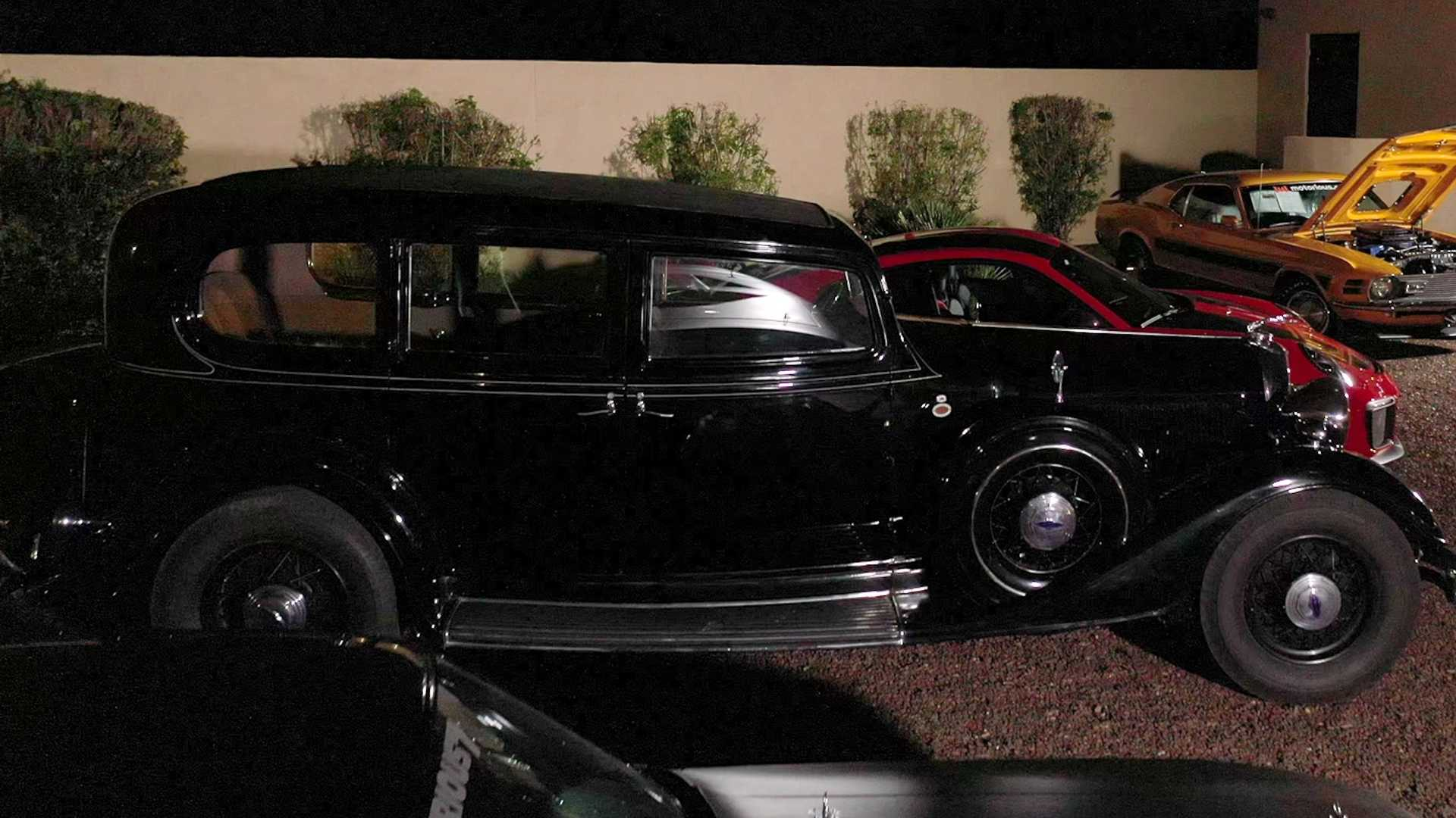 "[""Jay Quail's '33 Lincoln Limo's History Will Blow You Away!""]"