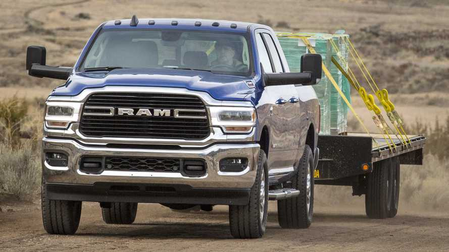 2019 Ram Heavy Duty Lone Star Debuts As Texas-Only Truck