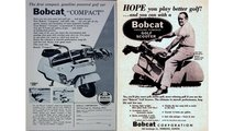 Bobcat golf scooter 2