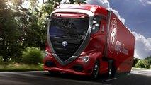 Alfa Romeo Truck Rendering