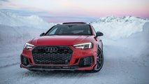 ABT's Audi RS4+ Avant in the Alps