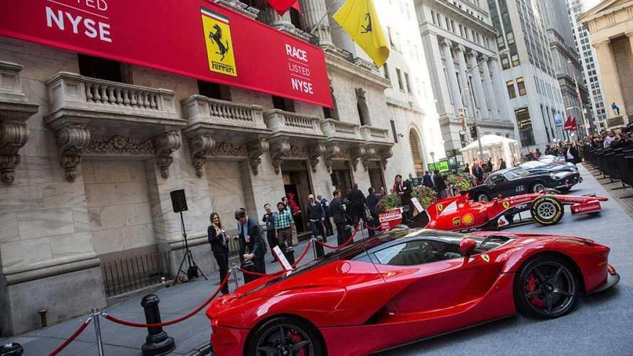 Ferrari, dopo 5 anni è di nuovo il marchio più forte