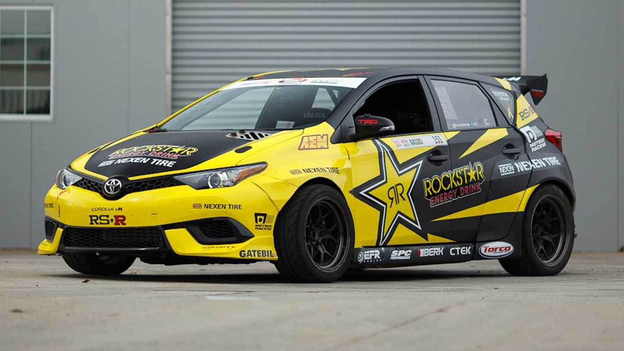 Toyota Corolla iM Formula Drift car – current bid at $46,100