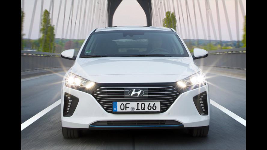 Das kostet der Hyundai Ioniq Plug-in-Hybrid (2017)