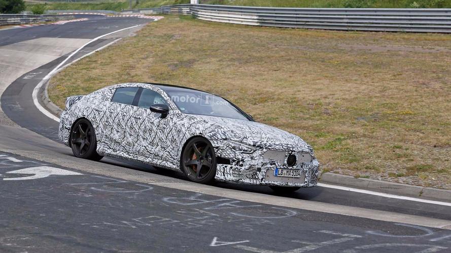 El Mercedes-AMG GT de cuatro puertas tiene un sonido apabullante