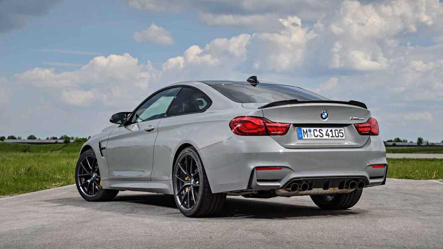 2017 BMW M4 CS İlk Sürüş