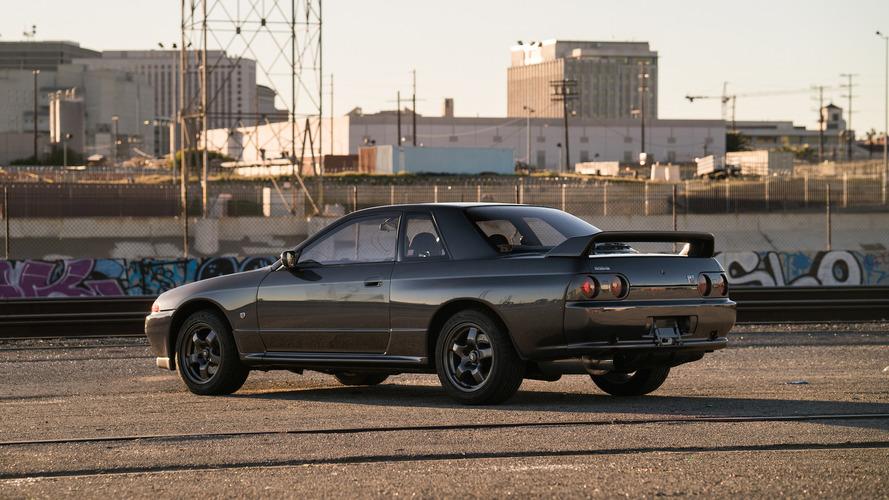 Pristine 1989 Nissan Skyline R32 Gtr Could Fetch 45k 47 Photos