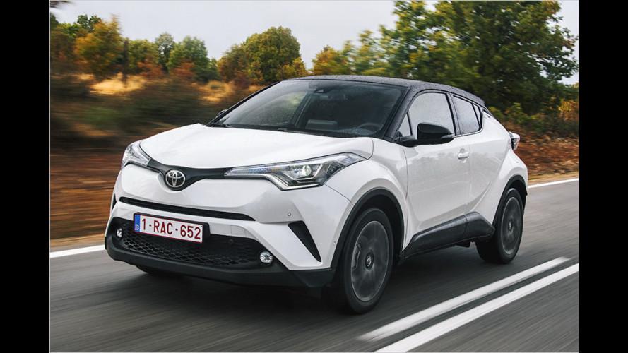 Toyota C-HR (2016) im Test: Ein Riesenschritt vorwärts