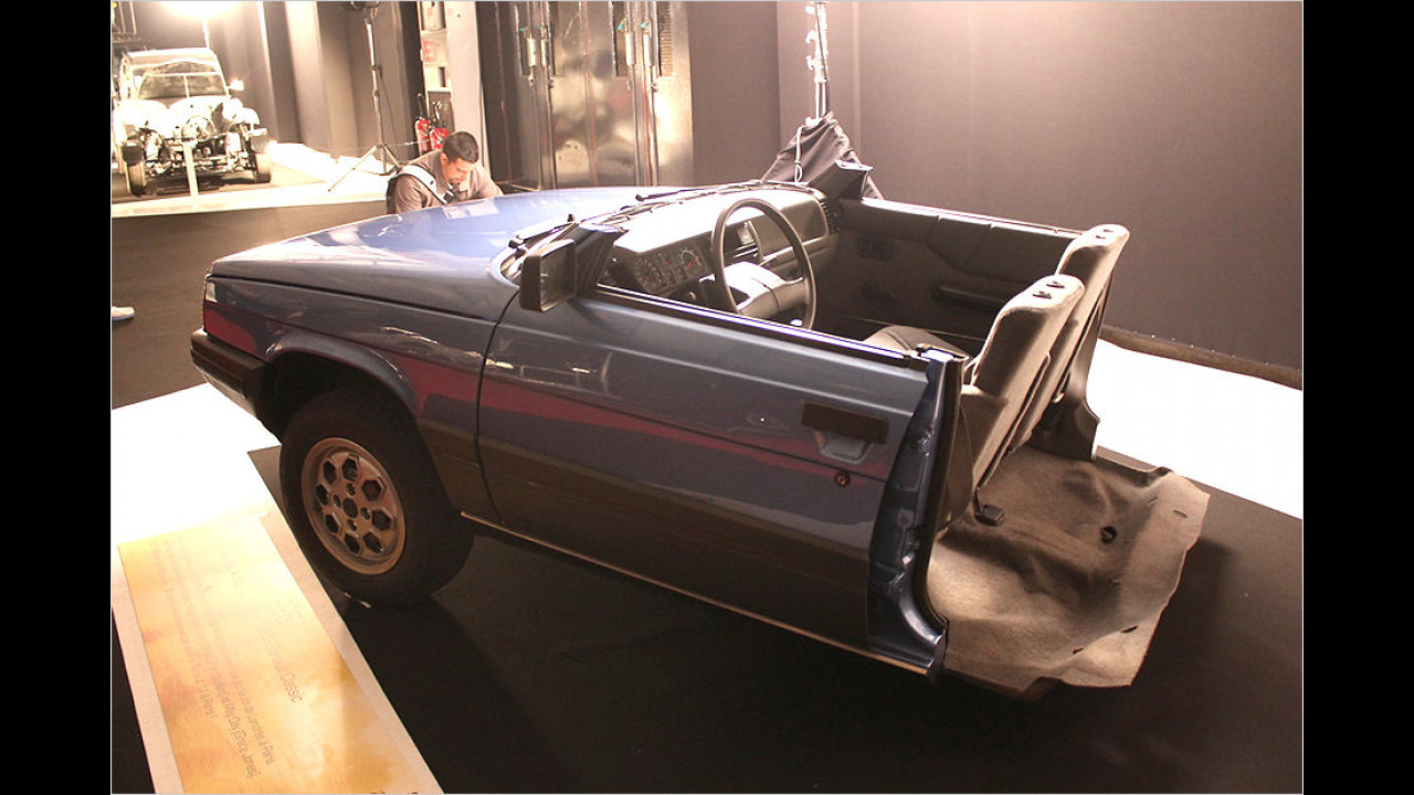 Renault 11, Im Angesicht des Todes (1985)