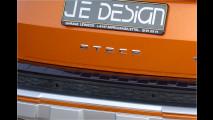 Scharfes Spanien-SUV