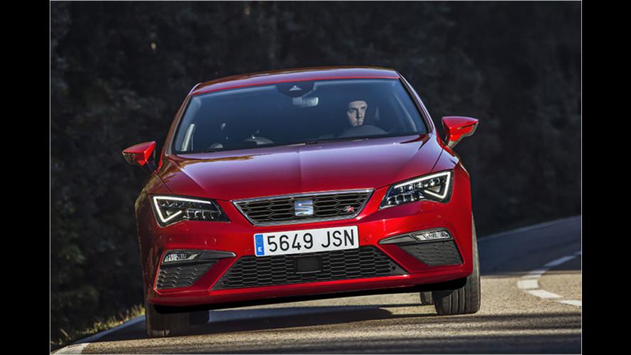 Im Test: Seat Leon FR mit Facelift für 2017
