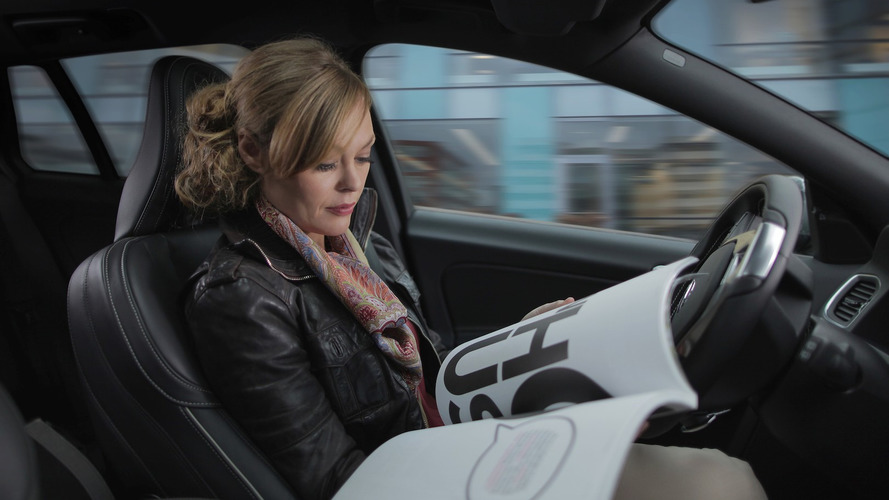 Three quarters of Brits would not 'feel safe' in a driverless car