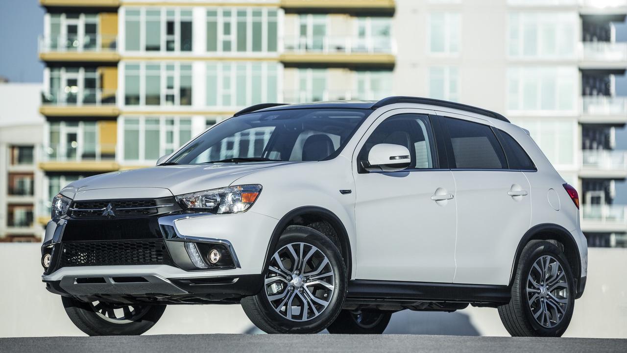 Mitsubishi ASX (Outlander Sport) 2018