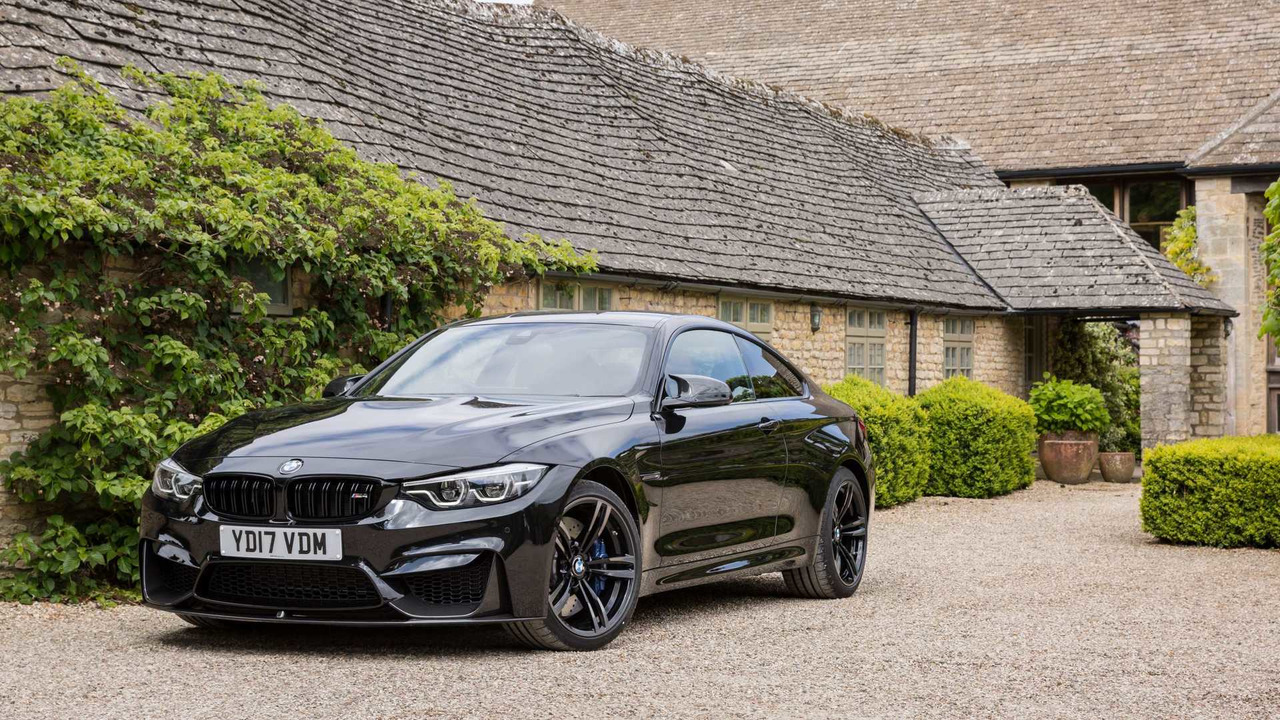 M4 Competition Package >> 2017 Bmw M4 Coupe Competition Package First Drive