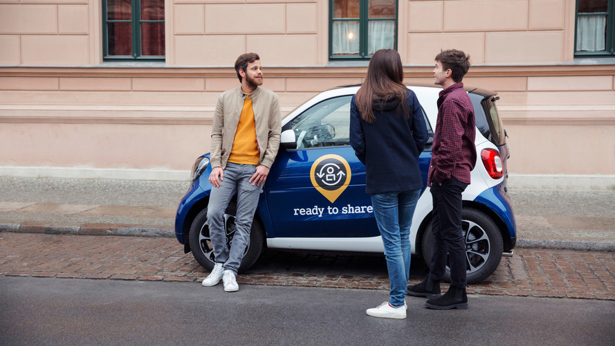 "Smart ""ready to share"", l'Airbnb automobile ?"