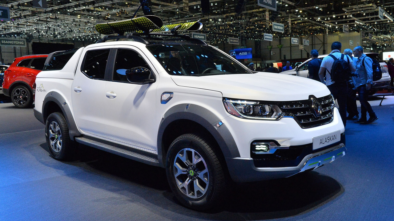 Renault Alaskan 2018 >> Renault Alaskan Pickup Goes On Sale In Europe This September