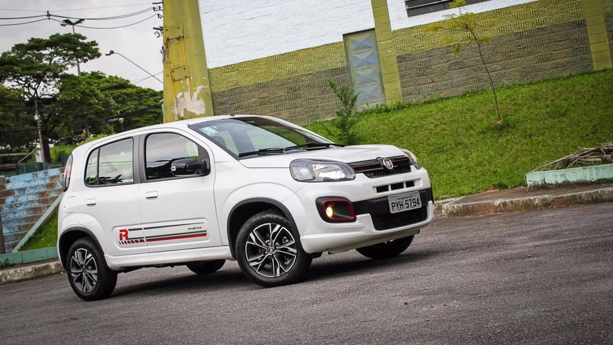 Fiat faz recall de Uno, Palio e Grand Siena para troca de airbag