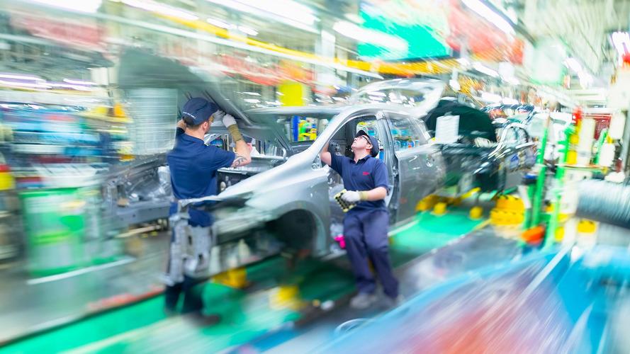Toyota Birleşik Krallık fabrikası