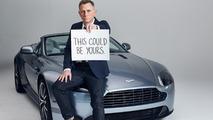 Aston Martin Vantage GT Roadster