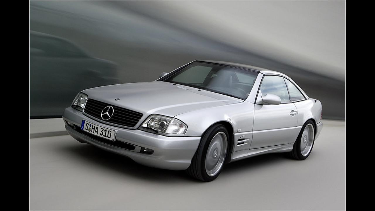 1999: Mercedes SL 73 AMG