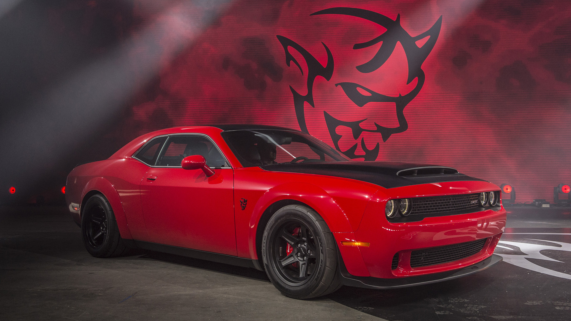 FCA Dodge Demon launch in US and Canada