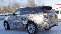 2018 Range Rover Sport plug-in hibrit casus fotoğrafları