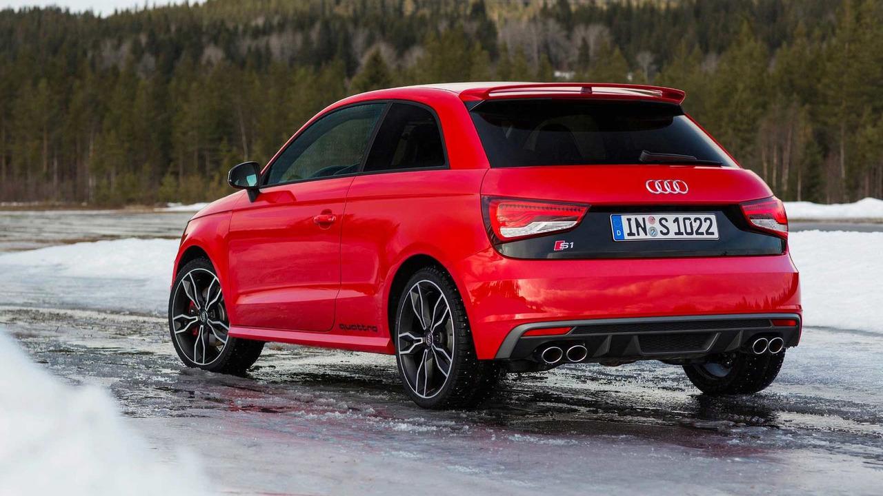 Audi S1 2017